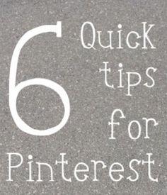 Tips for Using Pinterest #pinterest, #pinsland, https://apps.facebook.com/yangutu
