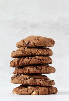 New York Times rated Best Chocolate Chocolate Chip Cookie!