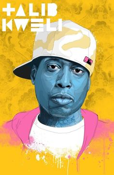 Talib Kweli is one of my all time favourite artists.    He is a hip hop legend.     http://ozhiphop.com