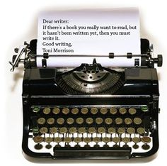 Toni Morrison Quote