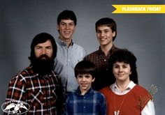 Wonderful Family! #Robertsons #duckdynasty