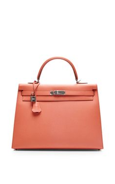 Hermes 35Cm Flamingo Pink Epsom Sellier Kelly by Heritage Auctions Special Collection
