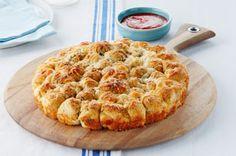 Parmesan-Garlic Monkey Bread Recipe - Kraft Recipes