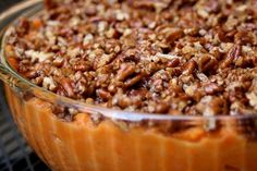 Paleo Sweet Potato Casserole   33 Recipes For A Paleo Thanksgiving