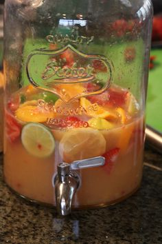 The Perfect Summer Sangria