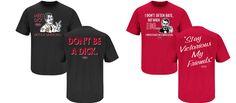 Georgia bulldogs smack shirt