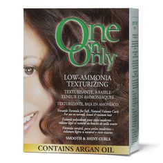 One and Only Low Ammonia Texturizing Acid Perm a