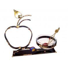 rosh hashanah apple plates