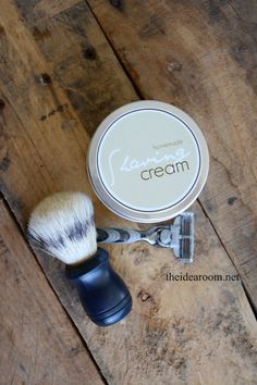 DIY Shaving Cream Recipe for Dad