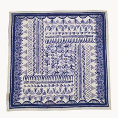 textile design, scarv