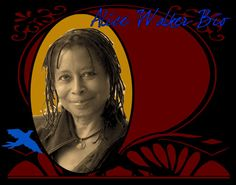 """Alice Walker - internationally recognized author, most famous for her novel, """"The Color Purple."""" She won the Pulitzer Prize for it - the first African American woman to win the Pulitzer Prize in Fiction. Her novel was eventually adapted for stage and film."""