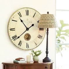 Harrison Gray Clock #celebrateballard #brightboldbeautiful
