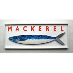 Mackerel in Box !