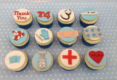 Hospital Themed Cupcakes. - Cake Central