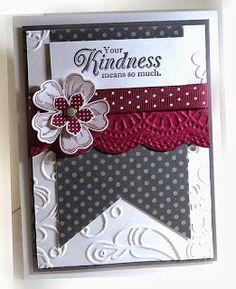 Petite Petals stamp set, Flower Shop stamp set, Petite Petal Punch, Pansy Punch, Elegant Lines embossing folder