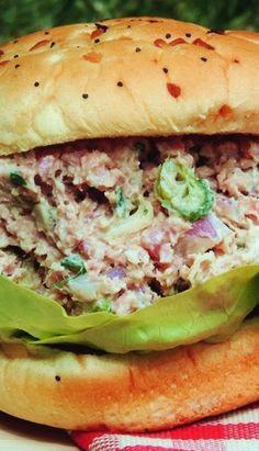 Jalapeno Ham Salad