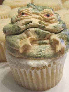 jabba the cupcake