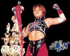 Japanese Womens Wrestling: Mariko Yoshida
