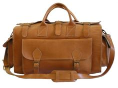 men #leather bag #accessories #luggage #duffle