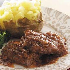 Round Steak Italiano
