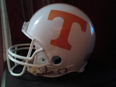 My very own official UT helmet! Thanks to my daughter. Given to me a couple of years ago.