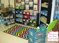 Adventures of a Third Grade Teacher: Classroom Decor