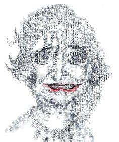 Amazing Typewriter Art By Keira Rathbone | Bored Panda