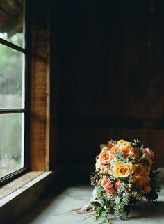 October Wedding Flowers