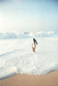 #Beach #Sand #Sea #Ocean #Wave #Waves
