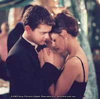 """Pacey and Joey - Dawson's Creek """"I remember everything"""""""