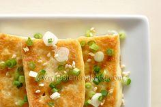 How To Pan-Fry Tofu With Crust #TasteHongKong