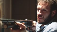 James D'Arcy holds a Ithaca 37 as Dr. Thomas Schaffer in Those Who Kill (2014) according to  http://www.imfdb.org/wiki/James_D'Arcy