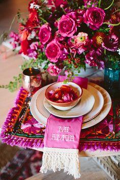 Mi Amor napkins