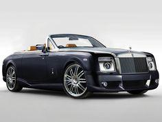 Rolls Royse Mansory