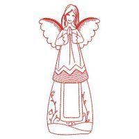 OregonPatchWorks.com - Sets - Angel Redworks
