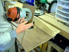 ▶ Shop Made Router Table - YouTube