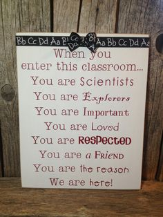 I want this for my classroom!