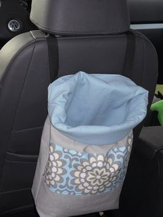 Toy Organizer for the car