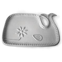 Whale Serving Platter