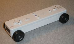 100 pinewood derby ideas from Boys' Life.