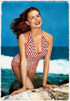 maillots de bain des annees 40 et 50 61   Maillots de bain des années 40 et 50   vintage pin up photo maillot de bain image années 50 années 40