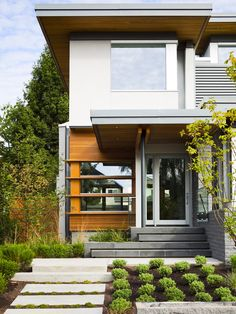 Modern Exterior Design, Pictures, Remodel, Decor and Ideas - page 7