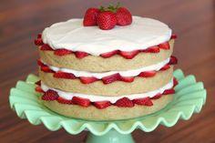 gluten free vegan strawberry shortcake | Sarah, Baking Gluten Free « G-Free Foodie