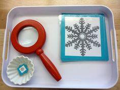 classroom, idea, winter, milk, hiver montessori