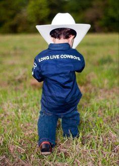 i want a baby cowboy