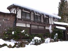Old style Japanese house
