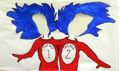 Everyone can be Thing 1 and Thing 2!