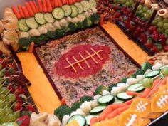 The Snackadium -- Sweet & savory mingle in this family-friendly snackadium. | trifatherhood.com