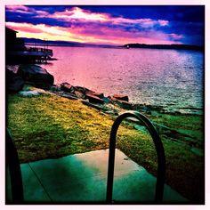 Lake Champlain - Burlington, Vermont