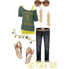 Go pack Go!